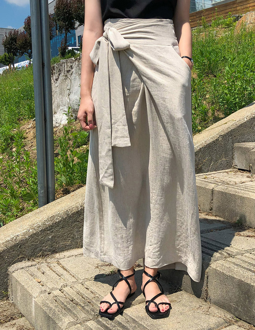 달리호텔 / Egypt Wrap Skirt