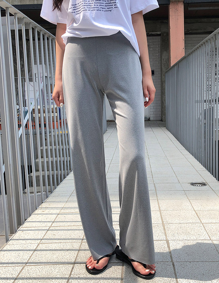 달리호텔 / Fresh Light Banding Pants_H65209