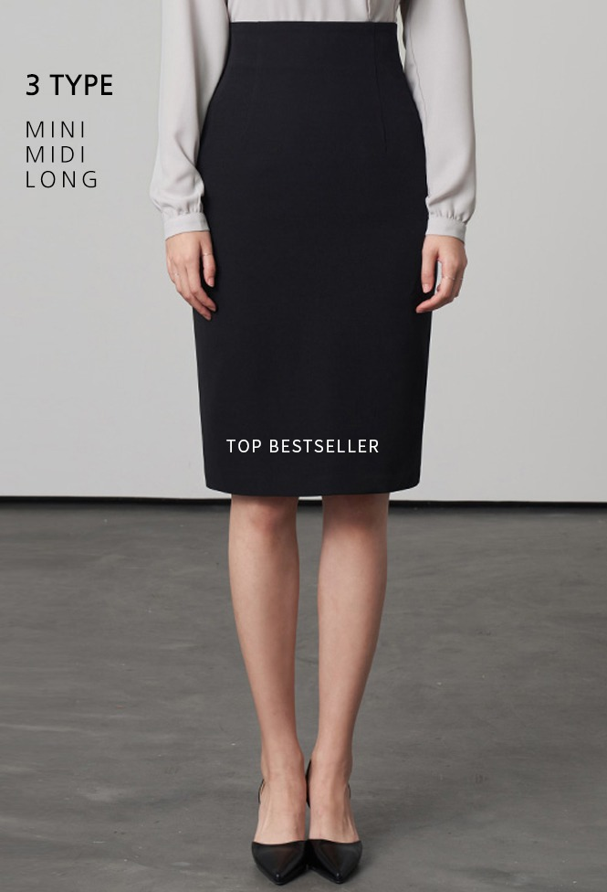 달리호텔 / September Pencil Skirt_H65825