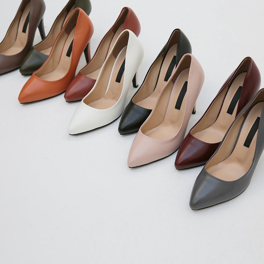 [CHUU] Classic Stiletto Heel 9cm