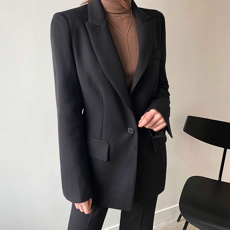 [CHUU] Modern Mood Jacket