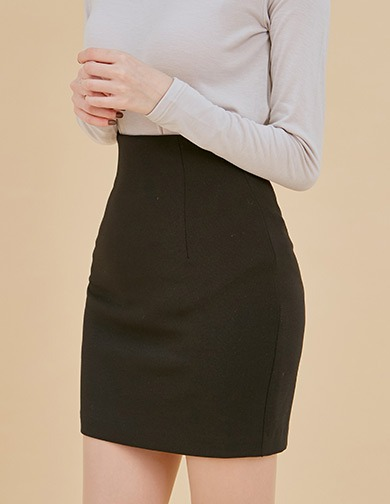 [Chuu] Elegant Colored Pencil Skirt by Chuu